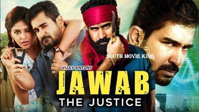 Kaali (jawab the justice) New South Hindi Dubbed Full Movie Download filmyzilla