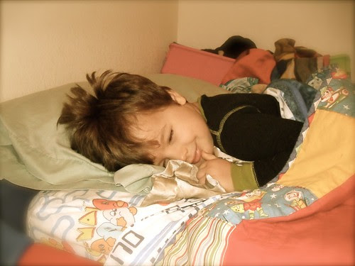 """Sleeping"" Felix"
