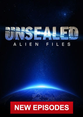 Unsealed: Alien Files - Season 4