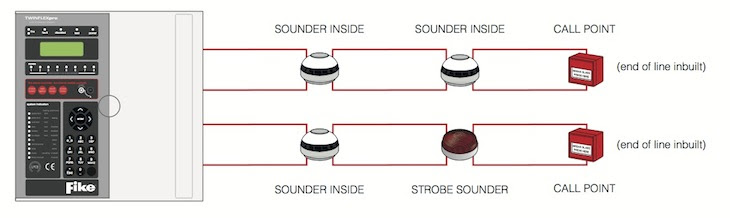 Twinflex Fire Alarm Wiring Diagram