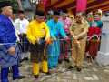 Bank Riau Kepri Serahkan CSR Taman Selatpanjang Kota Sagu.