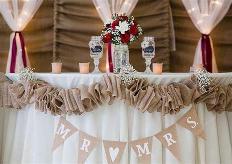 100 Rustic Country Burlap Wedding Ideas You?ll Love ? Hi
