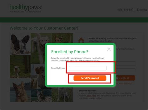 health paws pet insurance login   payment