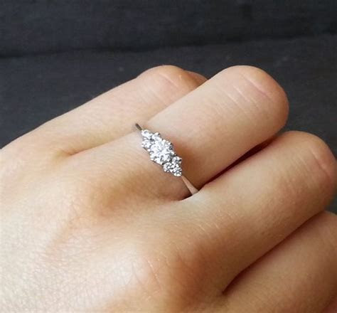 25  best ideas about Pretty engagement rings on Pinterest
