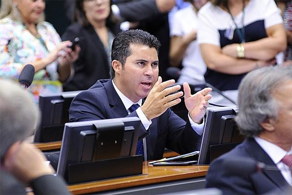 Deputado Marcos Rogério (PDT-RO) é o relator do processo disciplinar contra Eduardo Cunha