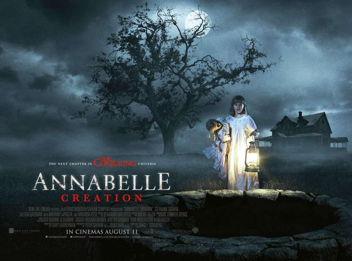 Annabelle: Creation Quad Poster Πόστερ