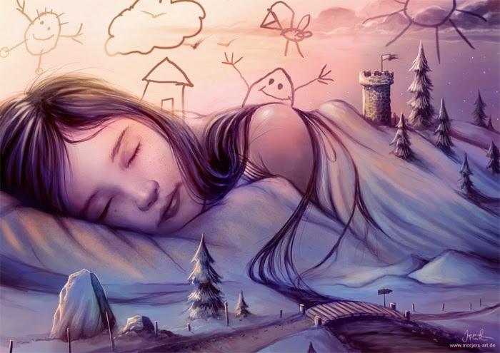 Hasil gambar untuk lucid dream art