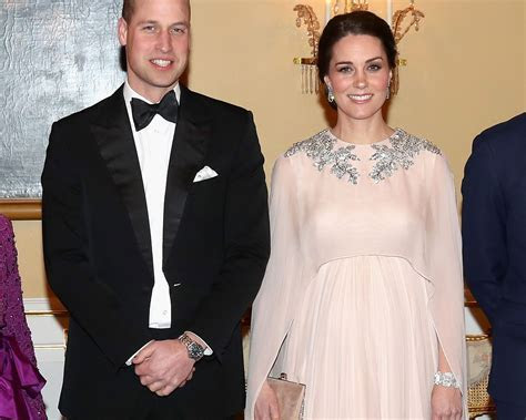 Kate Middleton Wore Her Wedding Dress Designer for Black