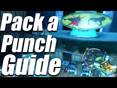 how to pack a punch black ops 2