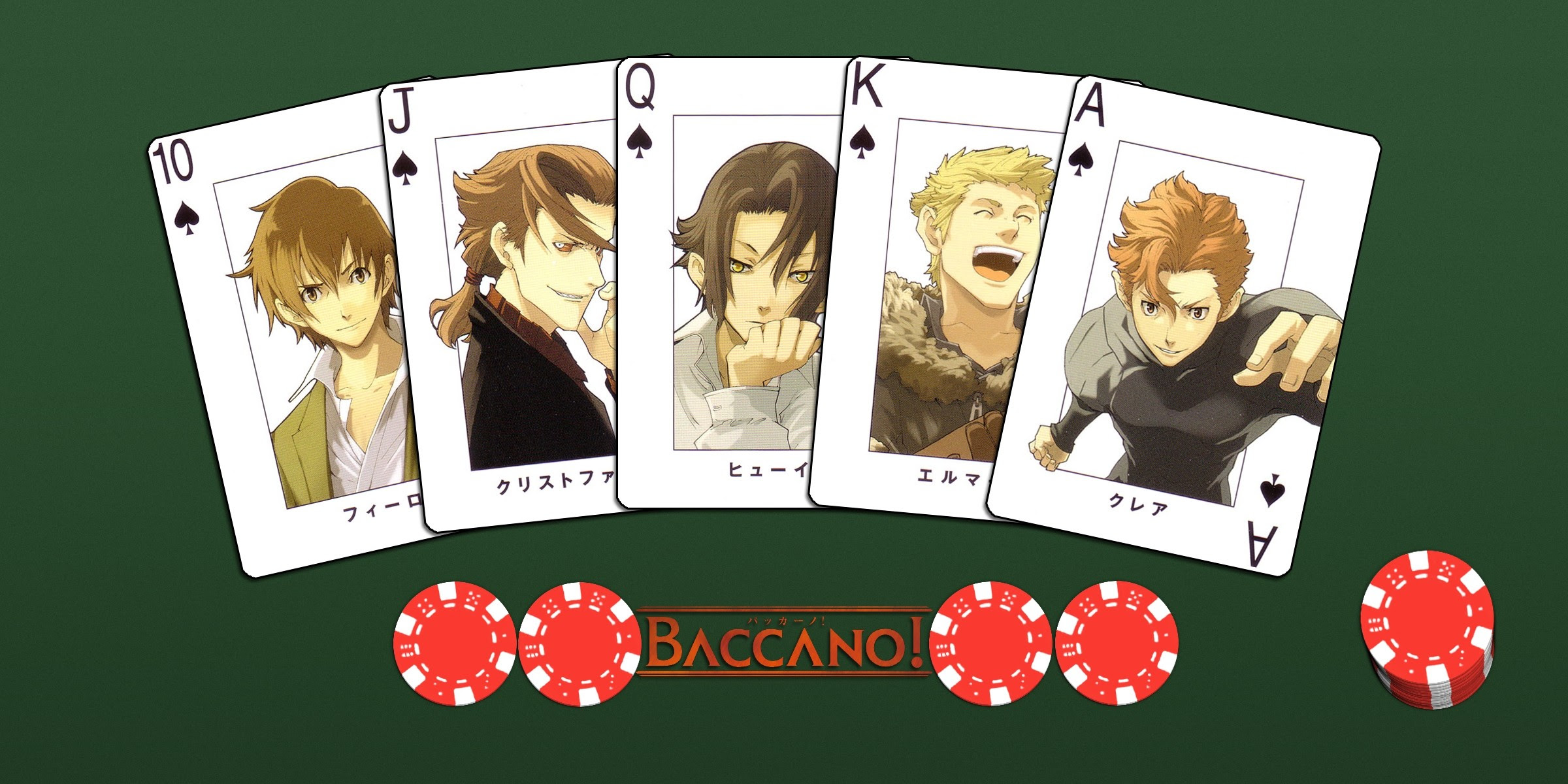Baccano Wallpapers 60 Images Images, Photos, Reviews