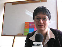 Marcela Sánchez, directora de Colombia Diversa