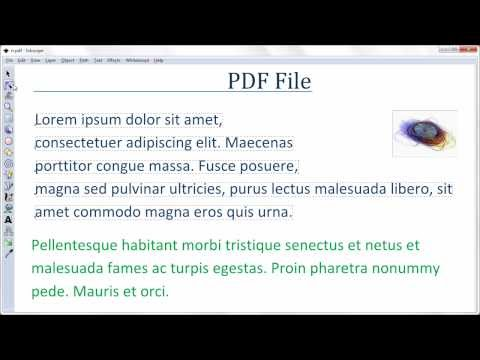 Change text and images without leaving your PDF
