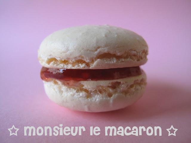 Monsieur le macaron!