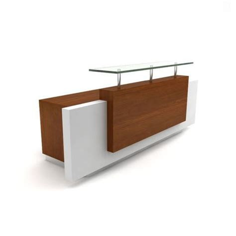 GVS Rectangular Designer Reception Table, Rs 40000 /piece