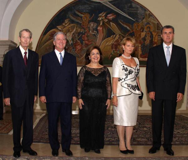 Vizită regală la Belgrad