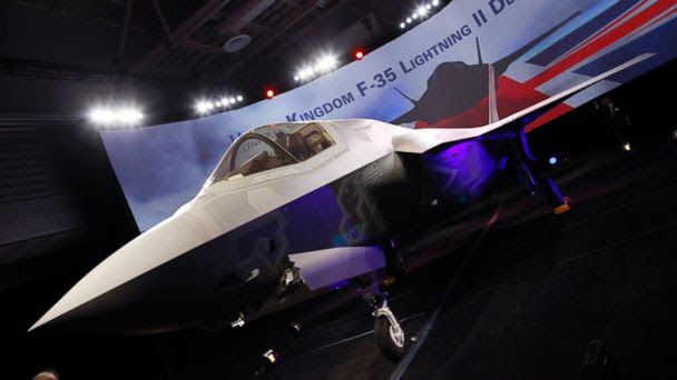 GTY f35 fighter mar 140401 16x9 608 No Foolin: 7 Things the Pentagon Is Buying With Your $1.5 Trillion