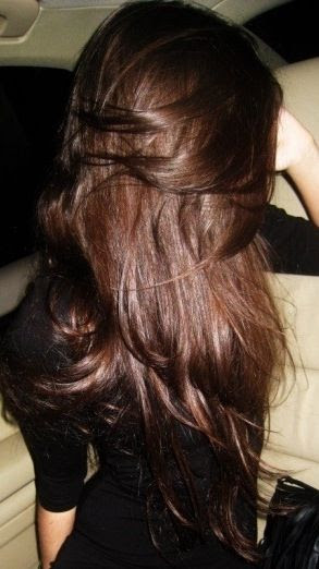 Luscious Brunette Hair