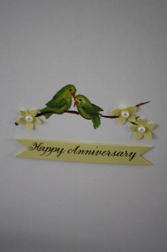 Happy Anniversary two birds