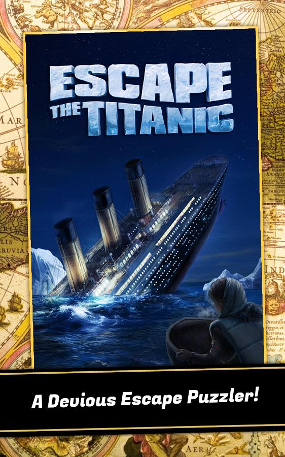 Escape The Titanic Mod Apk