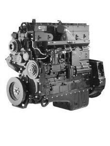 BEST - CUMMINS N14 CELECT Plus DIESEL ENGINE Shop Service