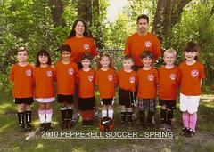 dova soccer team spring 2010
