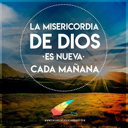 Frases Cristianas De Buenos Dias Pensamientos Inspirados