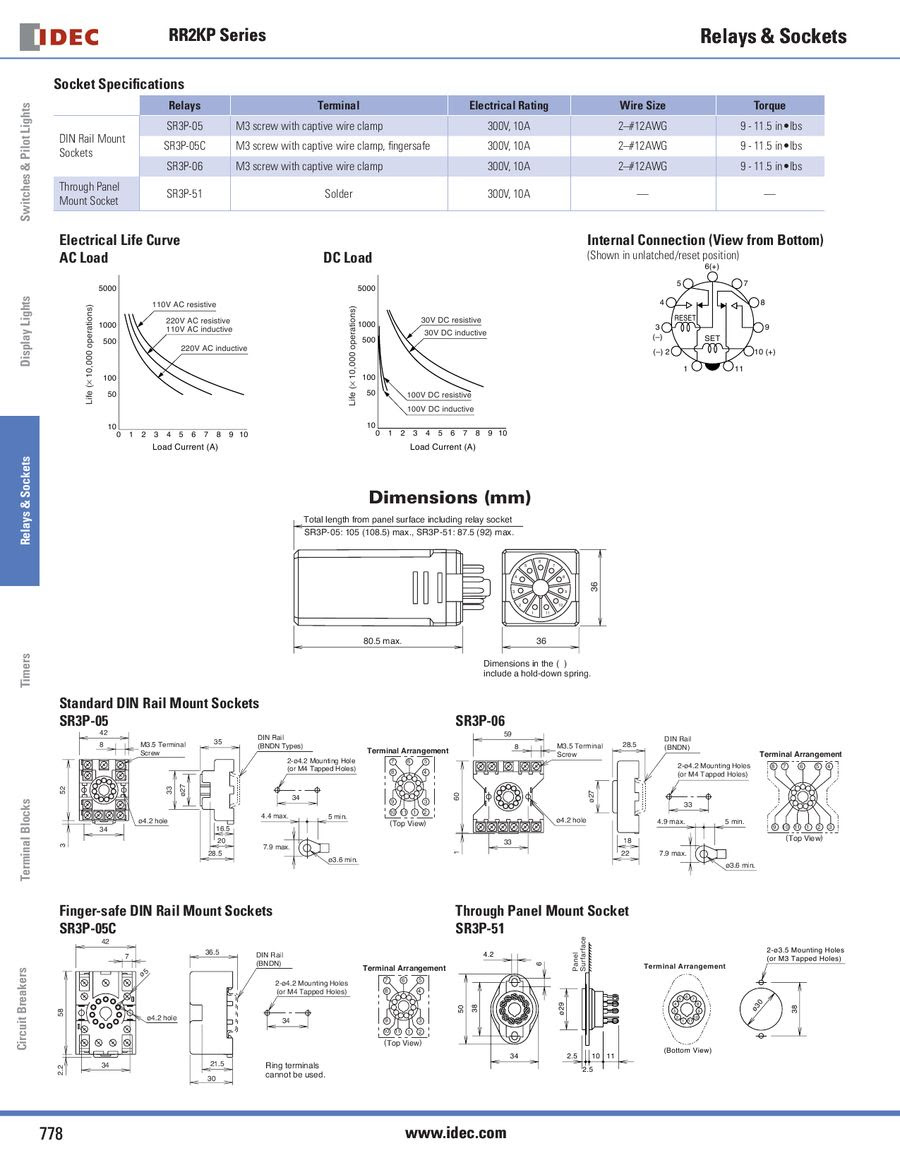 33 Idec Relay Wiring Diagram