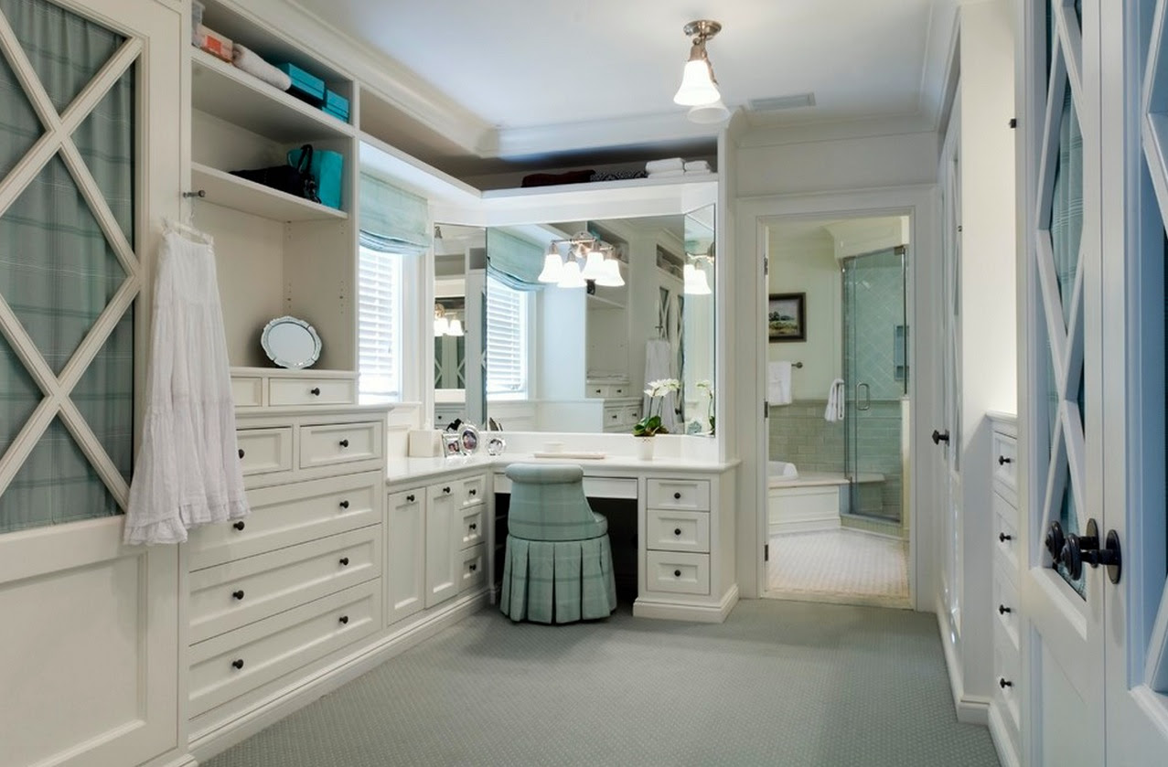 Dressing Room Interior Design Ideas