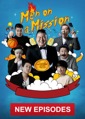 Men On A Mission - Season 2018