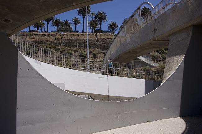 Walkway, Santa Monica
