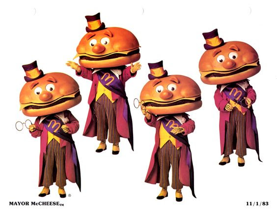 Mayor McCheese of McDonaldLand