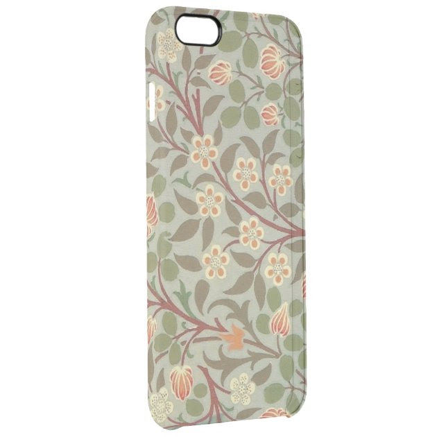 Clover Iphone 66s Plus Clear Case Uncommon Clearly Deflector