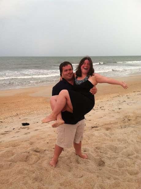 Jillian e o marido Ryan namoraram por 10 anos