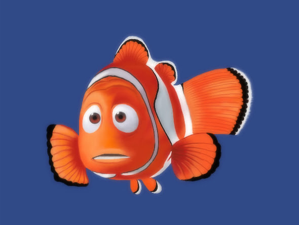 Painting-Nemo-In-Photoshop