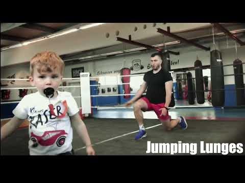 Full Body Antrenman Ekipmansız -  Full Body Workout - Fitness - Training at Home - Evde Spor