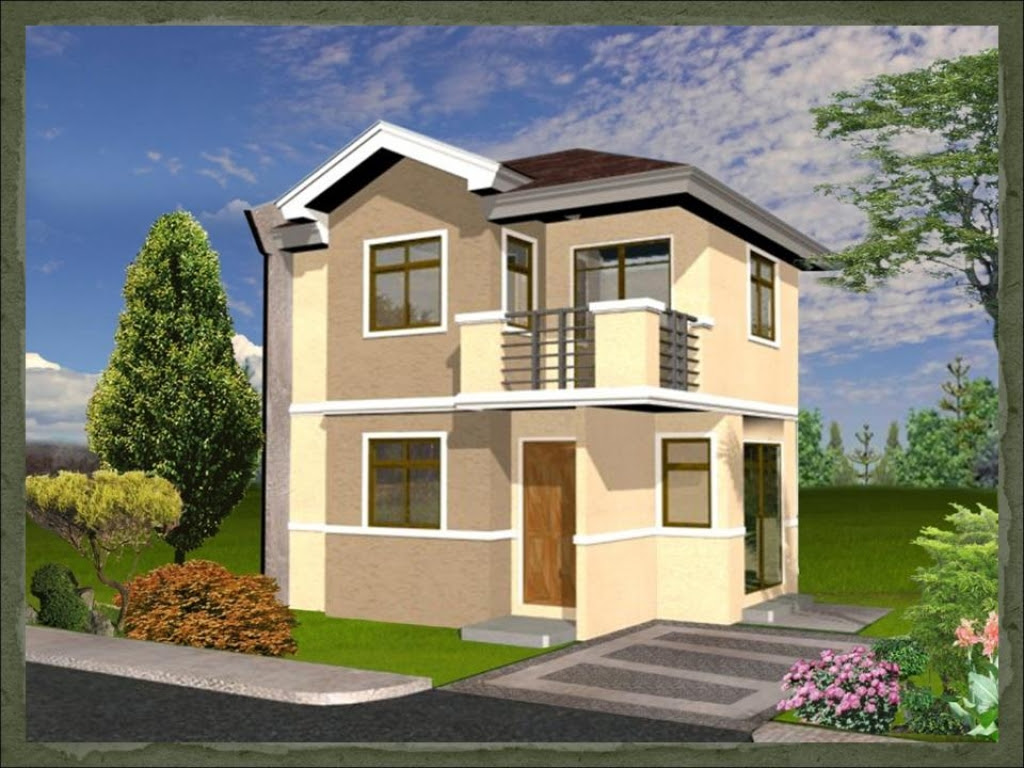 Small Two Bedroom House Plans Simple Small House Design Philippines, popular house designs - Simply Elegant Home Designs Blog: Small Metal Cottage House Plan