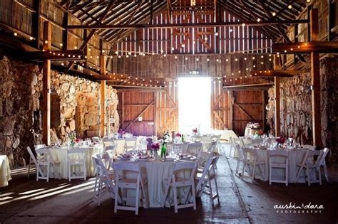 Rustic Venue Ideas, Wedding Reception Photos by Austin