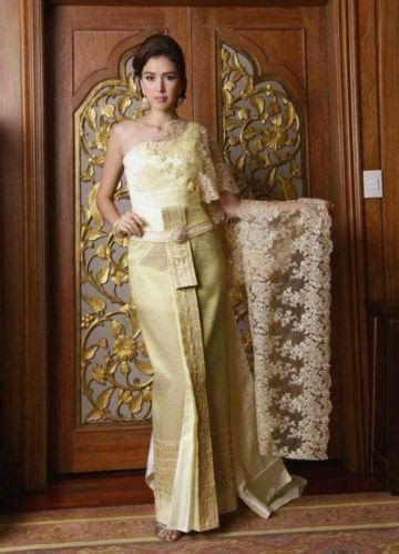 Thai Wedding Dress   eBay