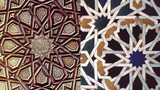 Ini Makna Geometri dalam Seni Arsitektur Islam