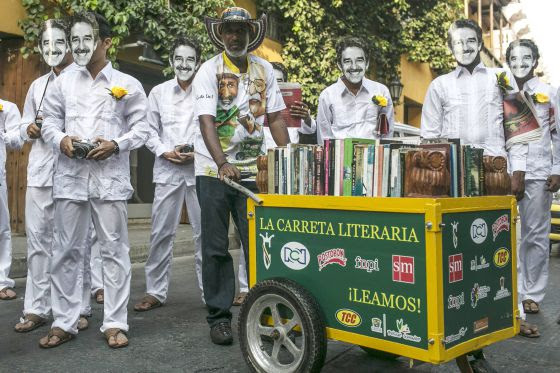 Gabo Carreta literaria