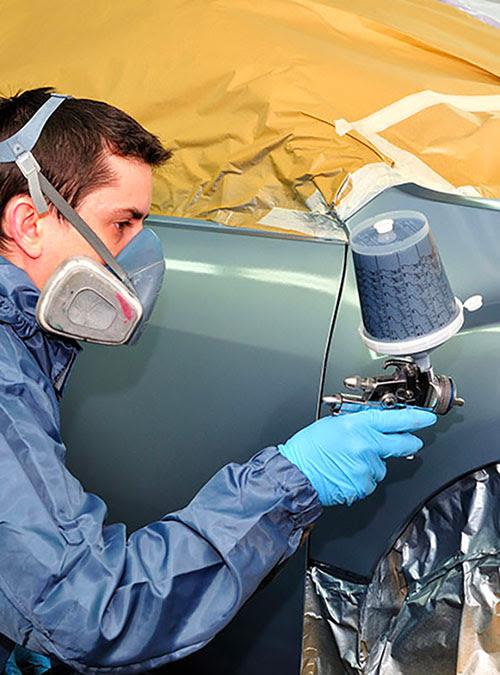 Peinture De Carrosserie Automobile à Roncq Mise En Peinture
