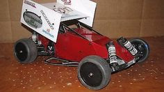 1 10 Scale R C Dirt Oval Modified Body Kit For Vintage