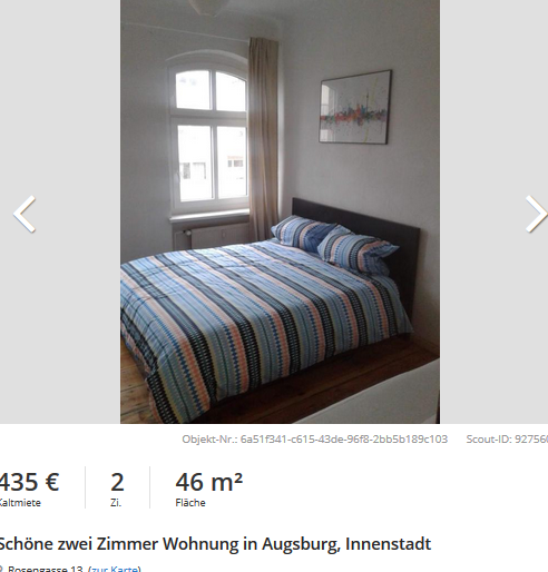 scammer alias nathan haywar sch ne zwei zimmer wohnung in augsburg. Black Bedroom Furniture Sets. Home Design Ideas