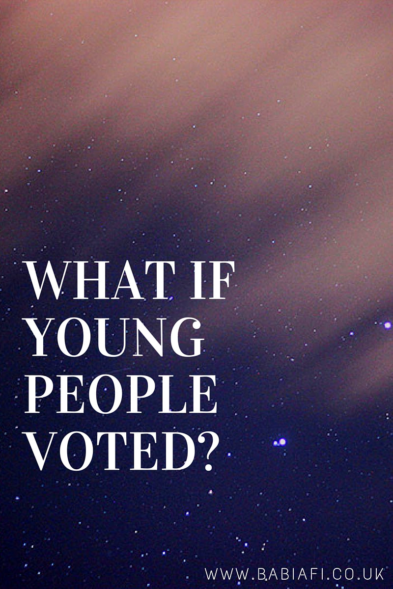 What If Young People Voted?