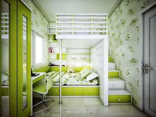 Kombinasi Warna Cat Rumah Yang Cocok Dengan Hijau Tosca ...