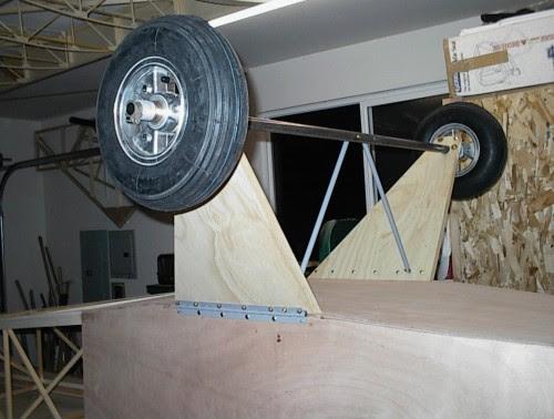 Landing Gear Construction
