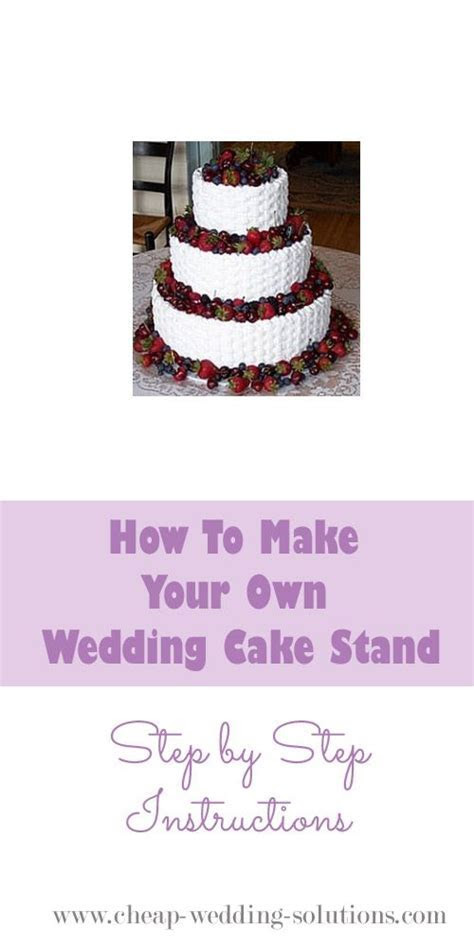 61 best Cheap Wedding Cakes images on Pinterest   Cheap