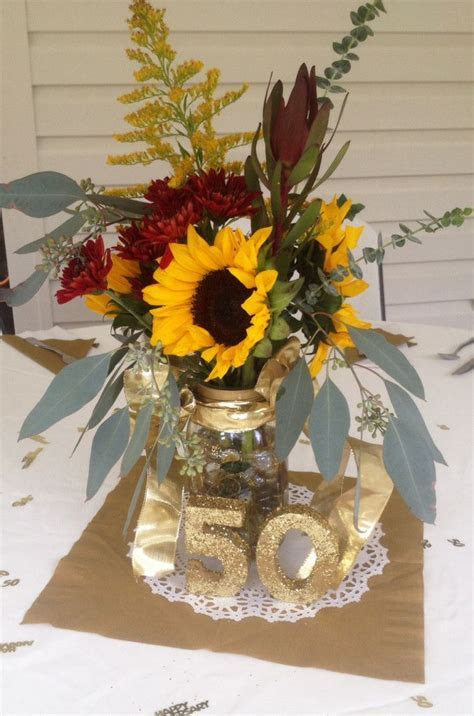 17 Best images about 50th Anniversary Party on Pinterest