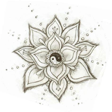 yin  flower  skysagedeviantartcom  atdeviantart