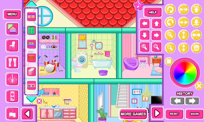 Room Decorating Games For Android